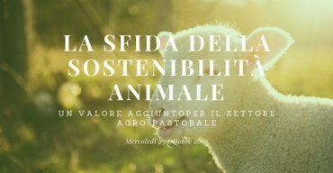 Copsa la sfida della sostenibilità animale