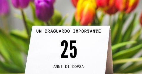 25 anni di Copsa